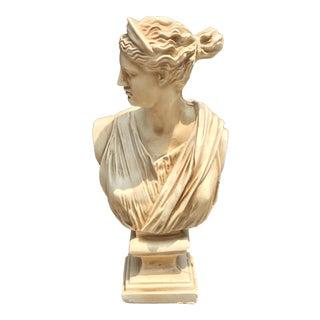 Vintage Bust Statue