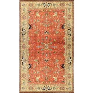 Traditional Hand Woven Rug - 10' X 16'9