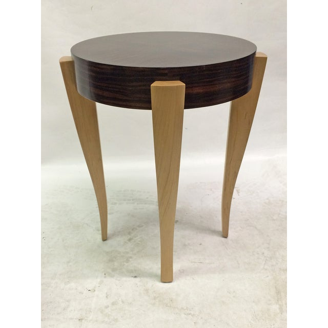 Gueridon Entry Table, Emile-Jacques Ruhlman Style - Image 3 of 3