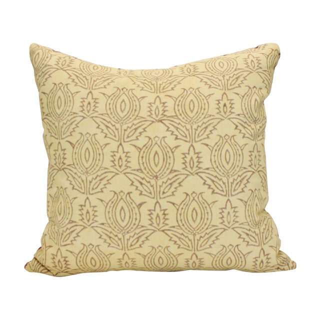 Madeline Weinrib Thistle Pillow - Image 1 of 3
