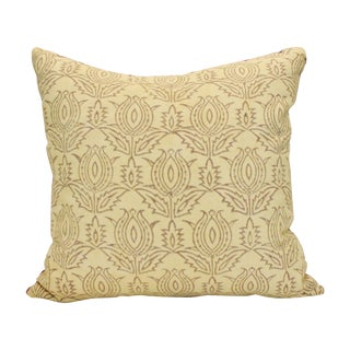 Madeline Weinrib Thistle Pillow