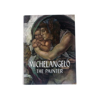 """Michelangelo the Painter"" Book, 1964"