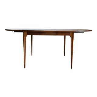 Mid-Century Modern Walnut Dining Table by Broyhill Brasilia