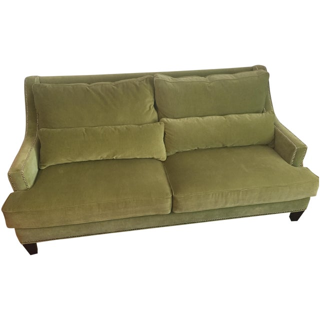 Z Gallerie Pierre Sofa