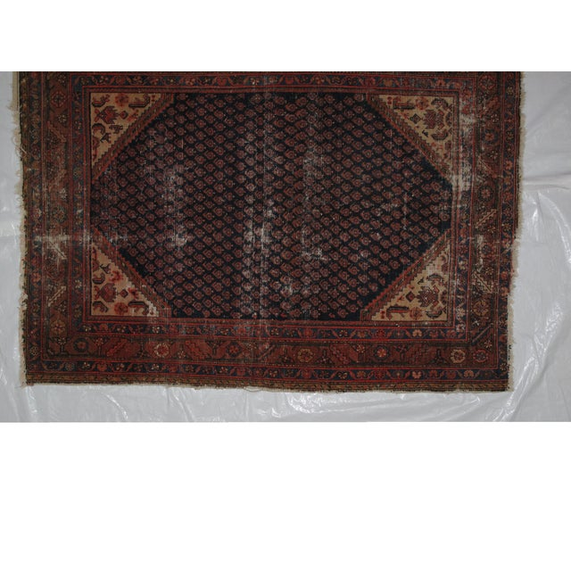 "Image of Leon Banilivi Malayer Wool Rug - 6'4"" X 4'8"""