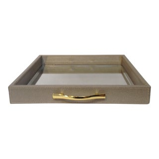 Lizard Square Tray