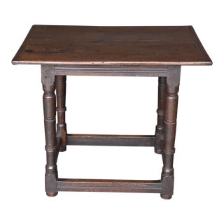 19th Century Small Table