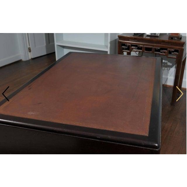 Art Deco Pedestal Desk - Image 6 of 7