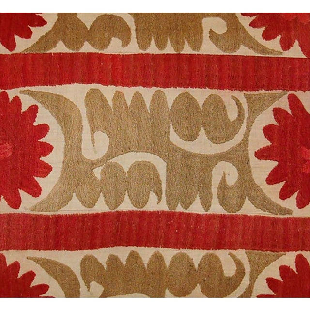 Vintage Tribal Band Bolinpush Pillow - Image 3 of 3