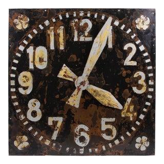 Circa 1850 Antique French Clock