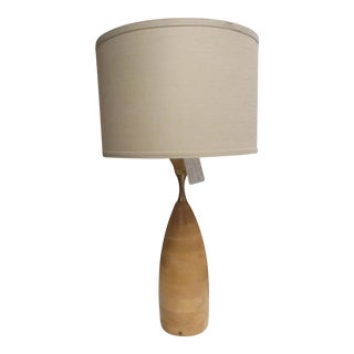 Jamie Young Amphora Table Lamp with Drum Shade