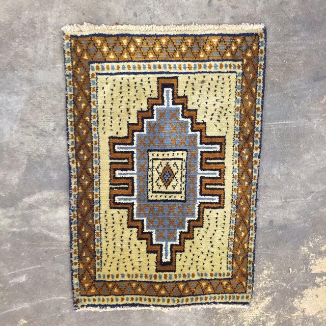 Turkaman Persian Rug - 1′8″ × 2′5″ - Image 2 of 8