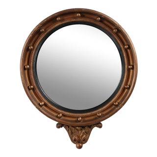 1940s Federal-Style Convex Mirror