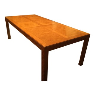 Henredon Dining Table