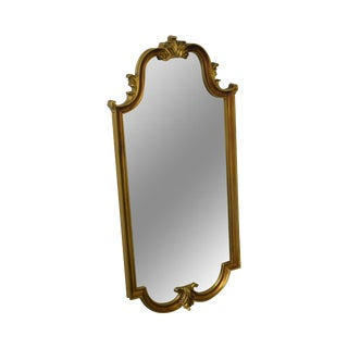 Carolina Mirror French Louis XV Style Gilt Frame Wall Mirror