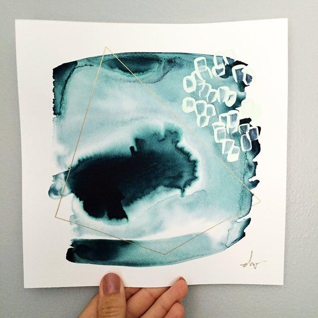 Beth Winterburn Mixed Media Painting - Image 2 of 2