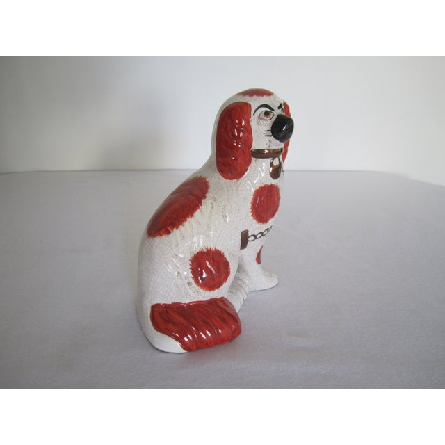 Image of Vintage Staffordshire Dog