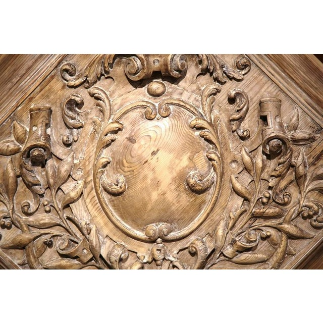19th C. French Carved Plaque - Image 5 of 9
