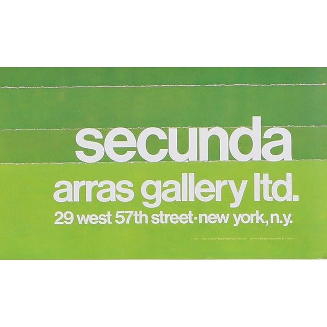 Arthur Secunda Poster - Arras Gallery - Image 2 of 2