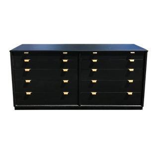 Edward Wormley Drexel Precedent 10 Drawer Dresser