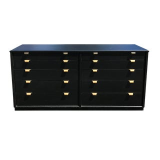 Edward Wormley Drexel Precedent 10 Drawer Dresser