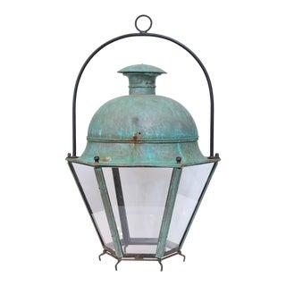 Large Early 20th Century Avignon Lantern