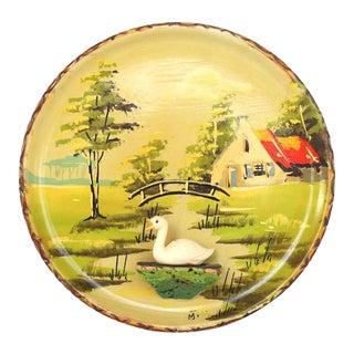 Vintage Holland Souvenir Plate