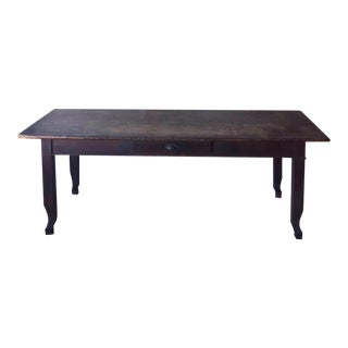 Antique Italian Dining Table