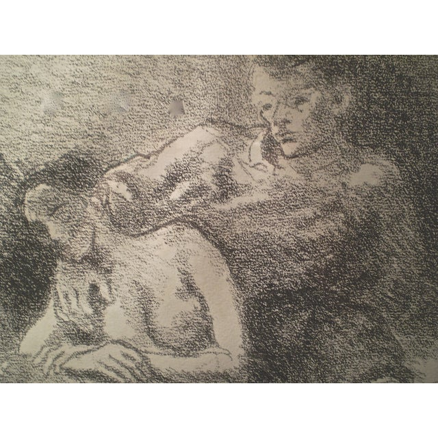Image of Moses Soyer Lithograph