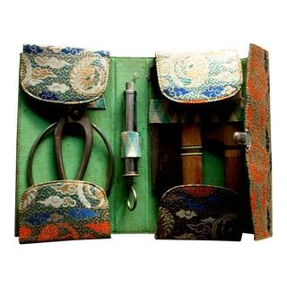 Vintage Japanese Gardening Set