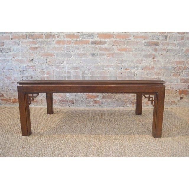 Vintage Chippendale Coffee Table Chairish