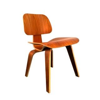 Herman Miller Eames Walnut DCW Chair