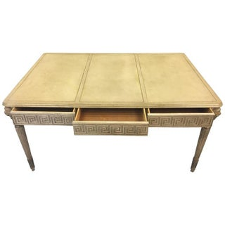 Marge Carson Hollywood Regency Writing Desk