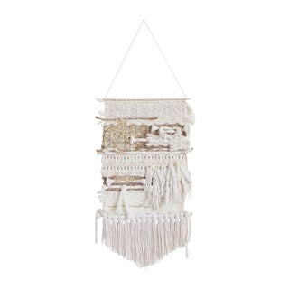 Boho Chic Weaving Wall Hanging