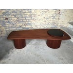 Image of Mid-Century Danish Teak Floating Coffee Table