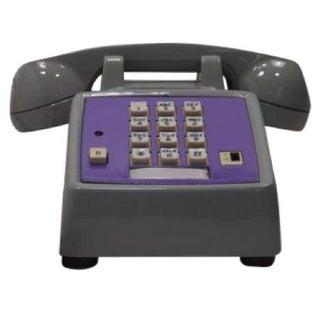 Gray & Purple Desk Phone SALE!!