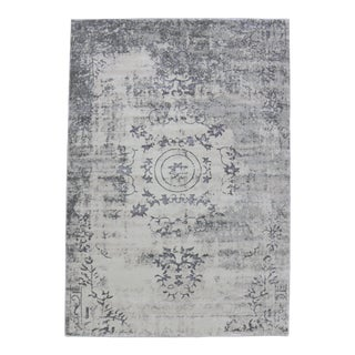 Soft Touch Shine DaVinci Rug Gray - 5′ × 7′7″