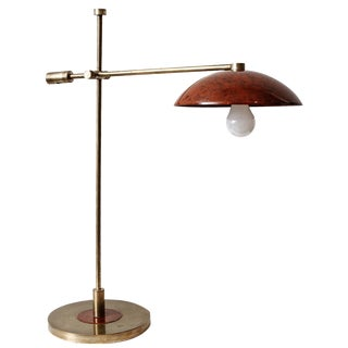 Mid-Century Desk Lamp by Diamant Studios