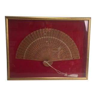 Indian Handmade Sandal-Wood Sensu