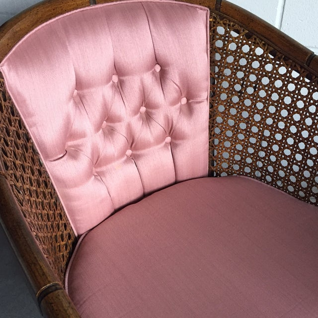 Hollywood Regency Vintage Chairs - a Pair - Image 7 of 8