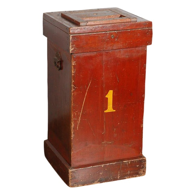 Circus Ticket Collectors Box - Image 1 of 6