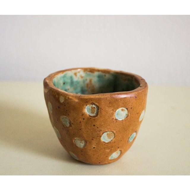 Handmade Mid-Century Pinch Pot - Image 2 of 7