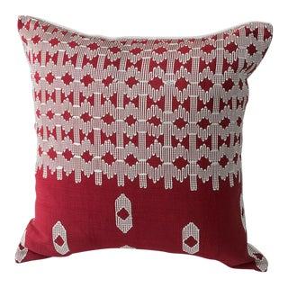 Handwoven Edo Collection Pillow