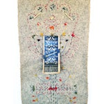 Image of Vintage Mid Century Woven Wall Hanging - Poland