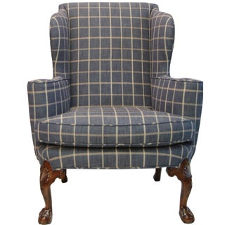 Thomas Chippendale Wing Chair