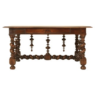 Antique French Writing Table from the 1800s