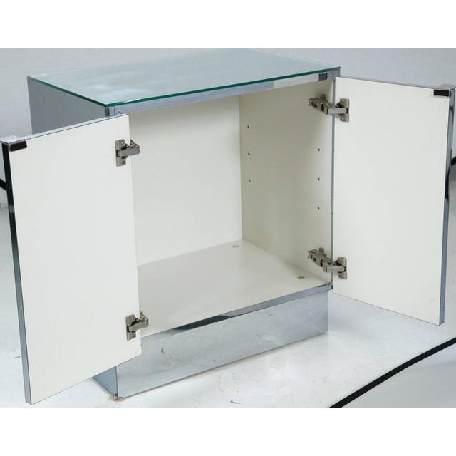 Mid-Century Mirrored Night Stands by Ello Furniture - Image 5 of 6
