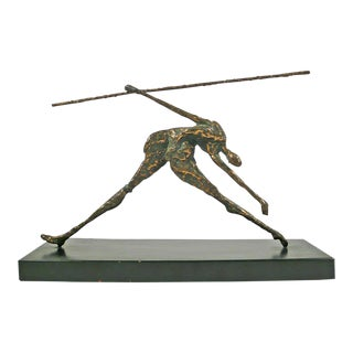 Jere Bronze Figural Sculpture