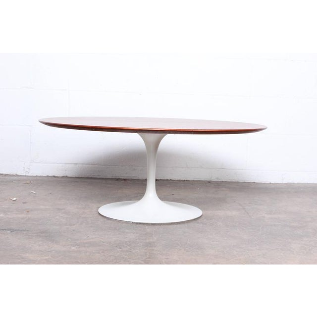 Teak Coffee Table by Eero Saarinen - Image 7 of 10