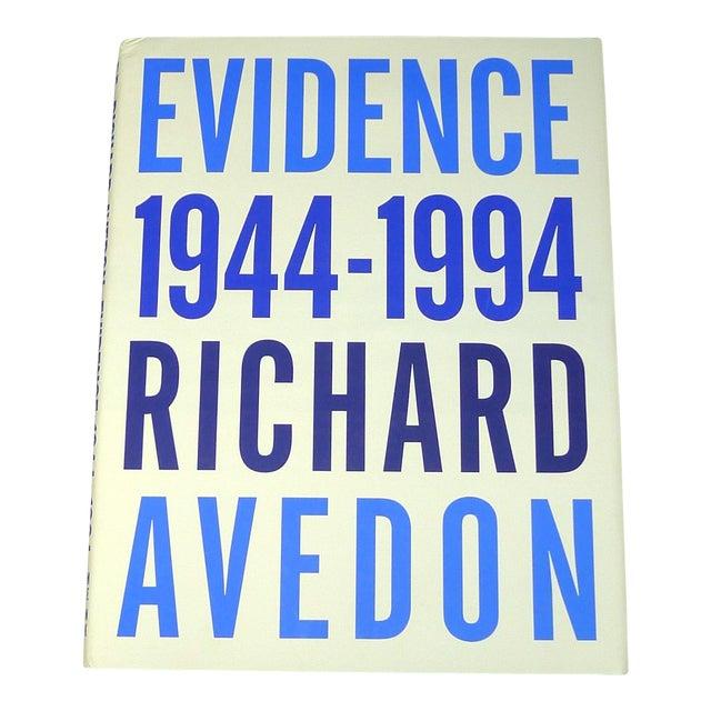 Richard Avedon: Evidence, 1944-1994 1st Edition - Image 1 of 3